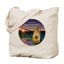 4th Annual Bowed Psaltery Symphony Tote Bag