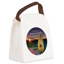 4th Annual Bowed Psaltery Symphon Canvas Lunch Bag