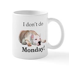 Dogo Monday Mug