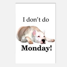 Dogo Monday Postcards (Package of 8)
