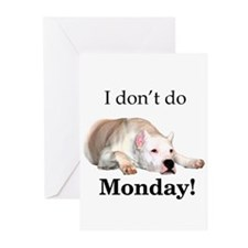 Dogo Monday Greeting Cards (Pk of 10)