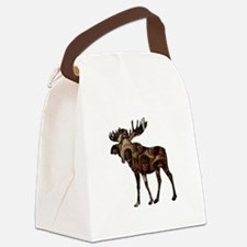 MOOSE TRIBUTE Canvas Lunch Bag