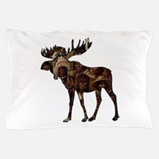 MOOSE TRIBUTE Pillow Case