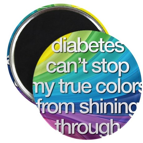 Insulin Inspirations 2 Magnet