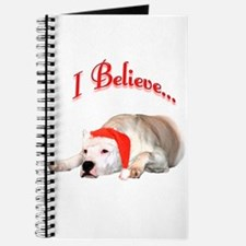 Dogo I Believe Journal