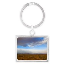 Navajo Nation Landscape Keychain