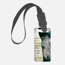 Courage Luggage Tag