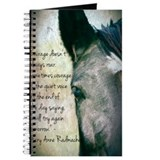 Horses Journals & Spiral Notebooks