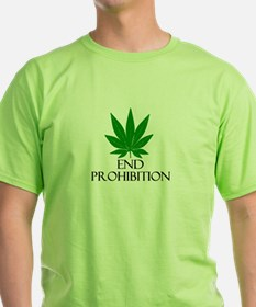 Bud Green End ProhibitionT-Shirt