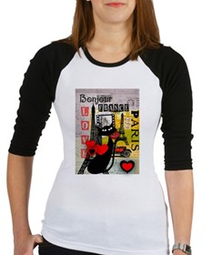 france cat cell case Shirt
