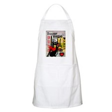 france cat cell case Apron