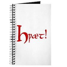 Hwaet! (Red) Journal