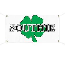 """Southie"" South Boston, Massachusetts Banner"