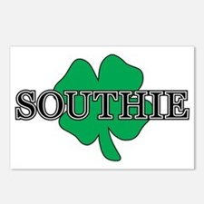"""""""Southie"""" South Boston, M Postcards (Package of 8)"""