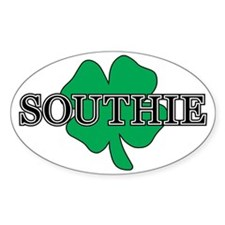 """Southie"" South Boston, Massachuset Decal"