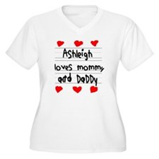 Ashleigh Loves Mo T-Shirt