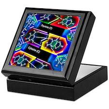 DNA molecule Keepsake Box