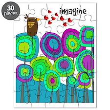 imagine cell case blue Puzzle