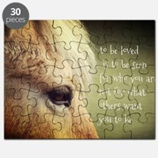 To be loved Fjord eye Puzzle