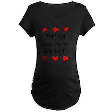 Maricela Loves Mommy and Da T-Shirt