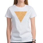 Sunny Triangle Knot Women's T-Shirt