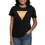 Sunny Triangle Knot Women's Dark T-Shirt