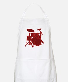 Red Drums BBQ Apron