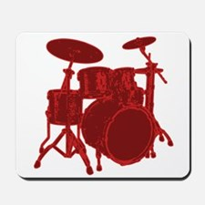 Red Drums Mousepad
