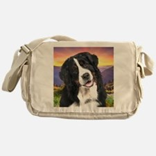 meadow(blanket) Messenger Bag