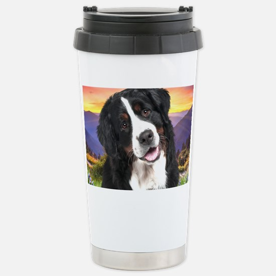 meadow(blanket) Stainless Steel Travel Mug