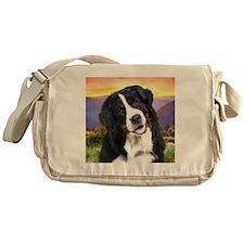 meadow(button) Messenger Bag