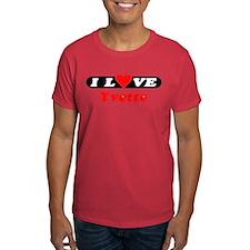 I Love Yvette T-Shirt