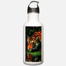 Bengal Reflection Sports Water Bottle