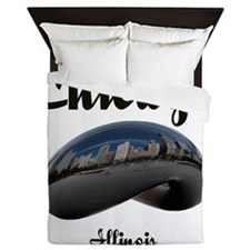 Chicago_12x12_Bean Queen Duvet