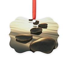 Step Stones Ornament