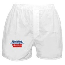 My Dutch Wife Knows It All Boxer Shorts