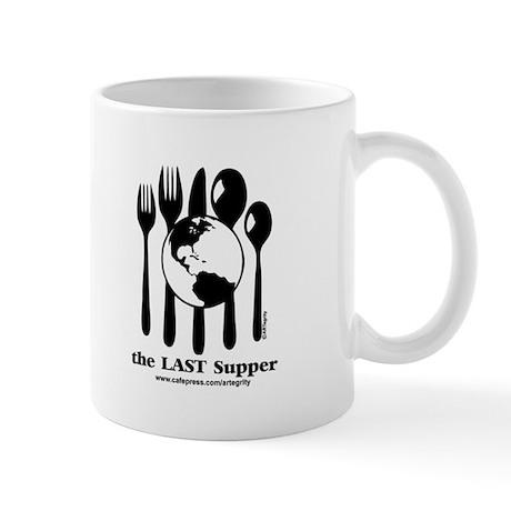 Last Supper Teaparty Mug