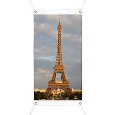 Eiffel Tower Banner