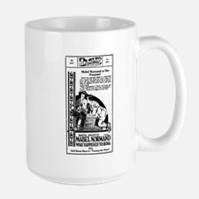 Mabel Normand WHAT HAPPENED Mug