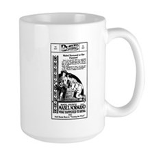 Mabel Normand WHAT HAPPENED Mug