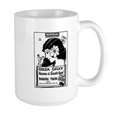 Gilda Gray ALOMA OF SOUTH SEAS Mug