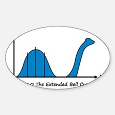 Bell Curve Decal
