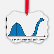 Bell Curve Ornament