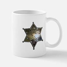 Mayberry Deputy Badge Mugs