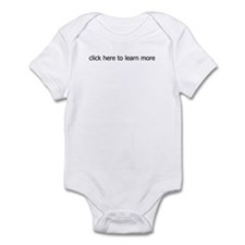 Click Here To Learn More! Infant Bodysuit