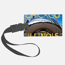 Chcago_10X8_puzzle_mousepad_Bean Luggage Tag