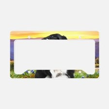 meadow(license) License Plate Holder