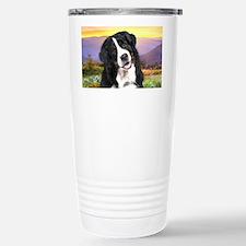 meadow(license) Stainless Steel Travel Mug