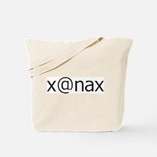 XANAX Tote Bag