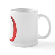 Greek letter Upsilon, lower case Mug